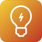 One-touch flash (LED Light)
