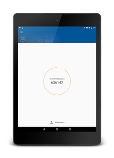 Screenshots - OneSpan Mobile Authenticator