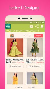 Screenshots - Online Shopping Low Price App - Buy Anything India