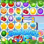 Onnect Fruits - Pair Matching Puzzle