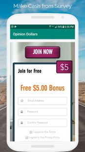 Screenshots - Opinion Surveys: Earn Money and Gift Cards