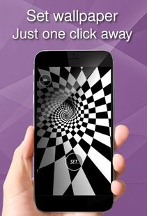 Screenshots - Optical illusions