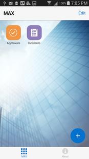 Screenshots - Oracle MAX