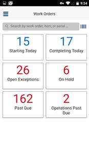 Screenshots - Oracle Mfg Cloud Supervisor