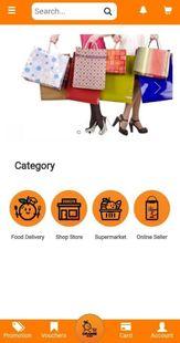 Screenshots - Orange Shop