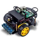 Osoyoo Raspberry Pi Robot Car