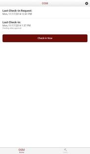 Screenshots - Outreach Smartphone Monitoring