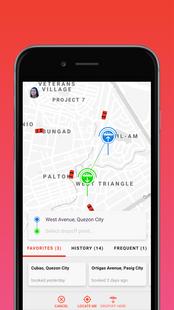 Screenshots - OWTO - Need a Ride? We Provide!