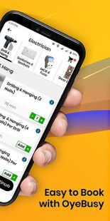 Screenshots - OyeBusy - Home Services, Repair, Maintenance App