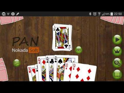 Video Image - Pan Card Game