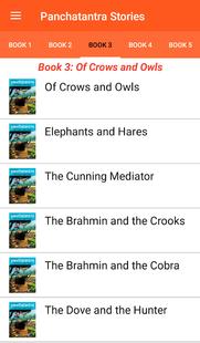Screenshots - Panchatantra English Stories offline