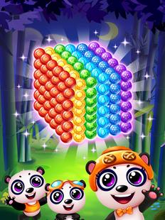 Screenshots - Panda Family Bubble