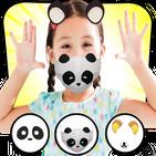 Panda Sneeze app