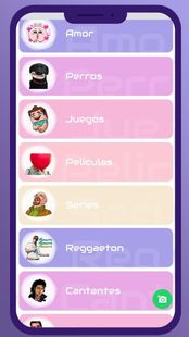 Screenshots - Panstickers Dramas - WAStickers