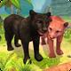 Panther Family Sim Online - Animal Simulator