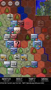 Screenshots - Panzers to Leningrad 1941 (free)