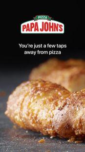 Screenshots - Papa John's Pizza