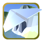 Paper Plane Glider