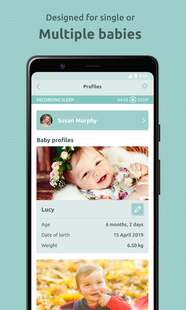 Screenshots - Parent Sense Baby Daily Routine and Sense Tips