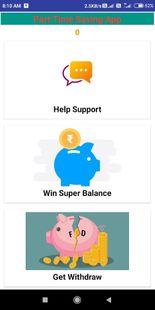 Screenshots - Part Time Work - Saving Money