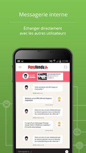 Screenshots - ParuVendu – annonces gratuites