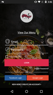 Screenshots - Pasta Express