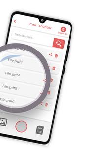 Screenshots - PDF translator – PDF to text converter and editor