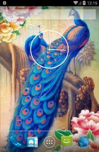 Screenshots - Peacock Wallpaper