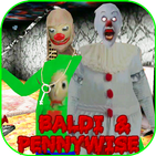 Pennywise & Baldi Granny Mod: Chapter 2