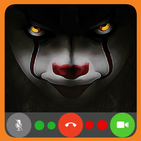 Pennywise Fake Voice & Video Call Horror Clowns
