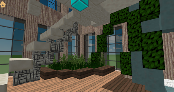 Screenshots - Penthouse build ideas for Minecraft