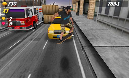 Screenshots - PEPI Skate 2
