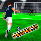 Perfect Penalty - Soccer Penalty Shootout Game