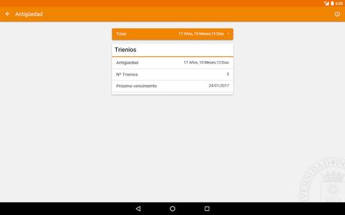 Screenshots - Personal UPM