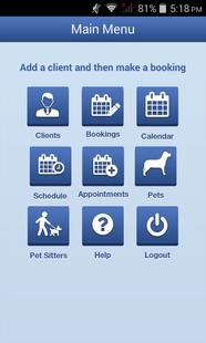 Screenshots - Pet Sitting & Dog Walking App
