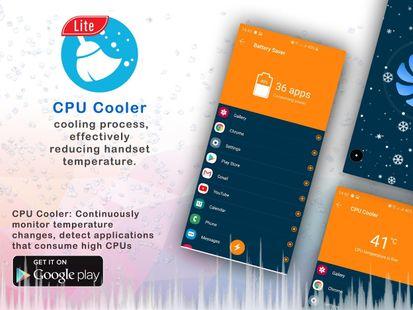 Screenshots - Phone Cleaner App-Booster, Battery saver, App lock