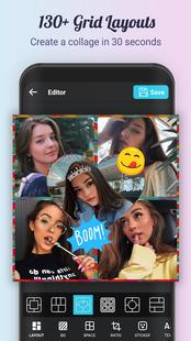 Screenshots - Photo Collage Maker - Pic Editor & Photo Grid