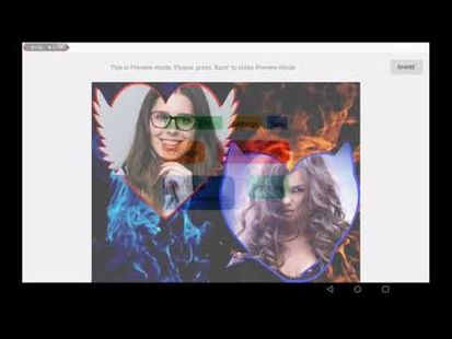 Video Image - Photo Collage