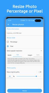 Screenshots - Photo Compressor: Compress Photo & Resize Photo