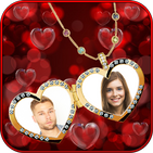 Photo Editor & Photo Frames: Love Locket Picture