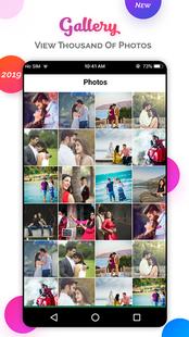 Screenshots - Photo Gallery & video album