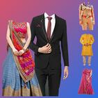 Photo Suit Editor : Men & Women Suit Fashion Dress