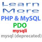 PHP MySQL Connectivity