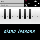 piano lessons - free practice for beginners