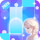Piano Tiles - Elsa Princess Game