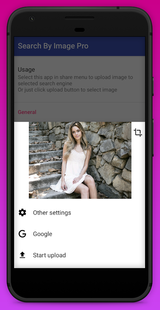 Screenshots - Pic Search App | Reverse Image Lookup, Pic Finder