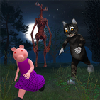 Piggy Chapter 1 Game - Siren Head MOD Forest Story
