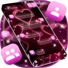Pink Neon SMS