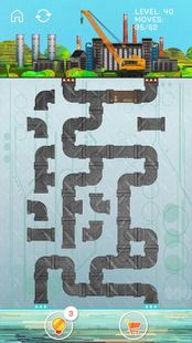 Screenshots - PIPES Game - Free Pipeline Puzzle game