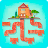 PIPES Game - Free Pipeline Puzzle game